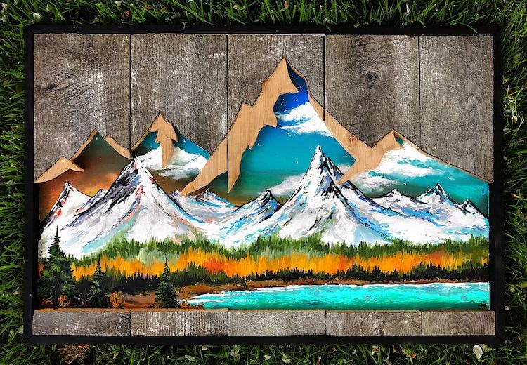 reclaimed wood art woodensense freeyork 19
