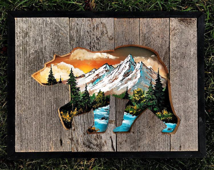 reclaimed wood art woodensense freeyork 8