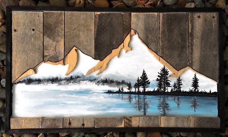 reclaimed wood art woodensense freeyork 9