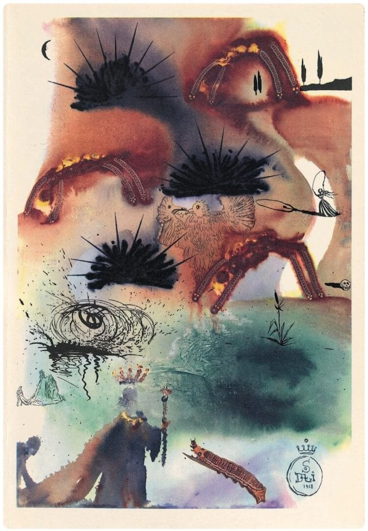 salvador dali alice in wonderland freeyork 3