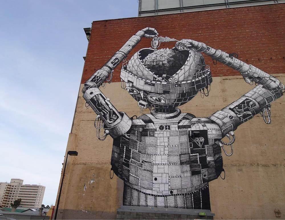 story robot by phlegm fy 7