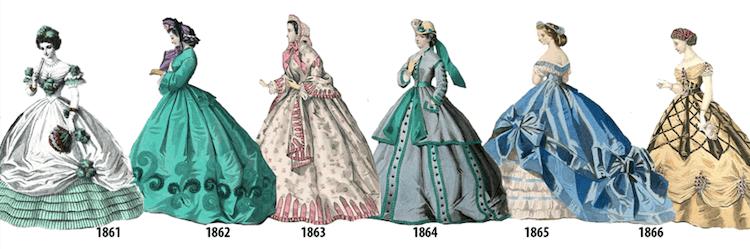 womens fashion history fy 11