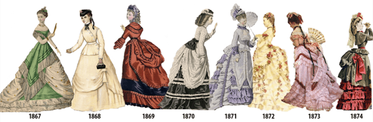 womens fashion history fy 12