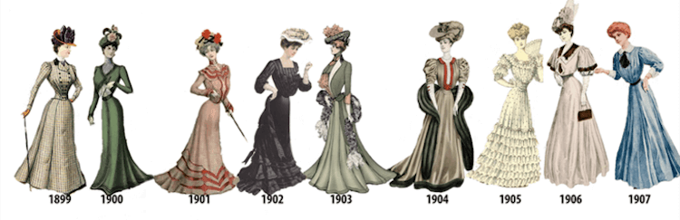 womens fashion history fy 16