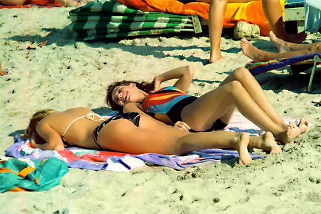 eighties beach scenes freeyork 1