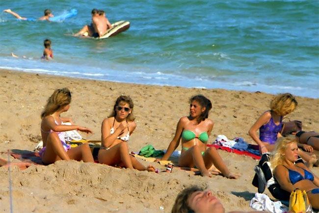 eighties beach scenes freeyork 17