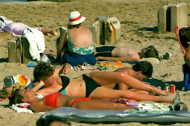 eighties beach scenes freeyork 19