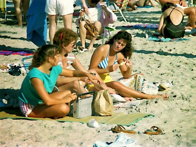 eighties beach scenes freeyork 20