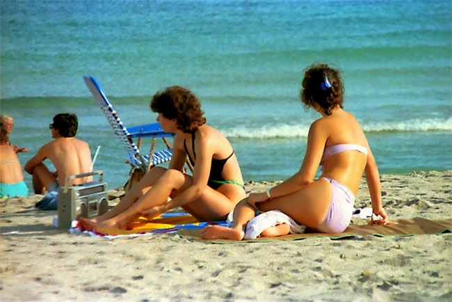 eighties beach scenes freeyork 21