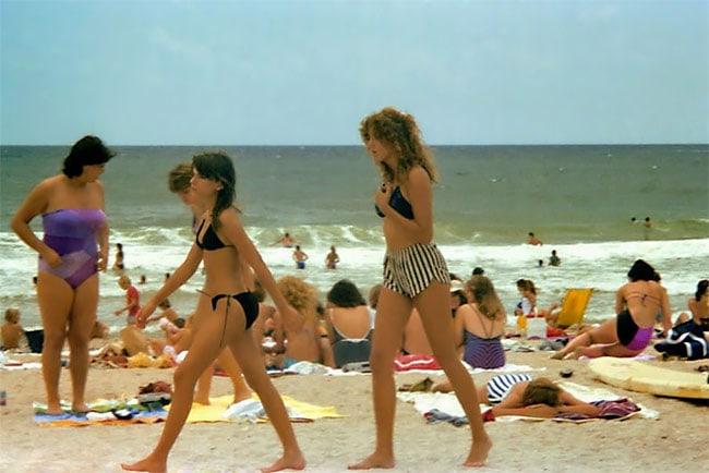 eighties beach scenes freeyork 7