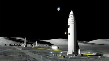 elon musk spacex moon mars colony freeyork 2