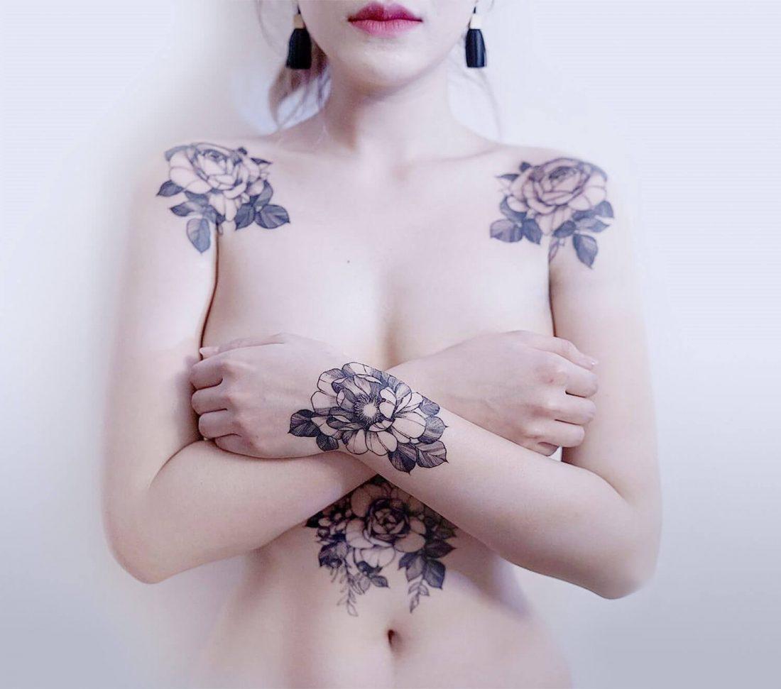 south korean tattooers 14