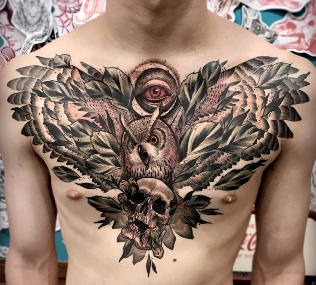 south korean tattooers 35