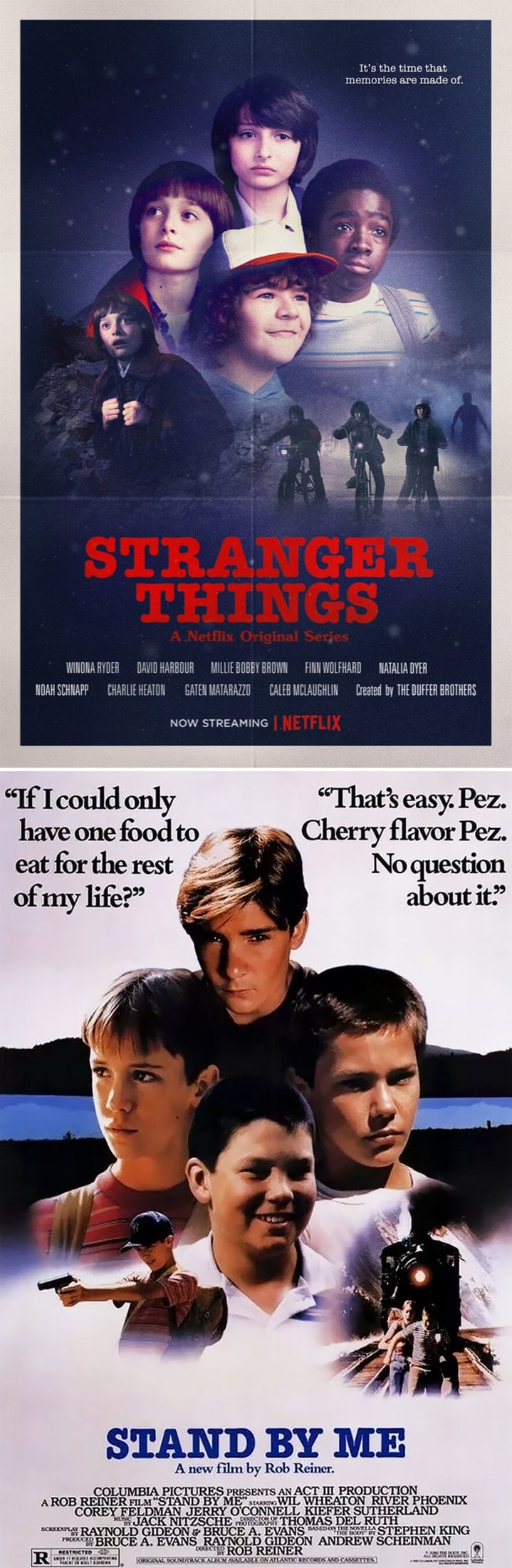 80s movie posters netflix stranger things freeyork 3