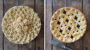 Prepare To be Amazed By These Incredibly Detailed Pies
