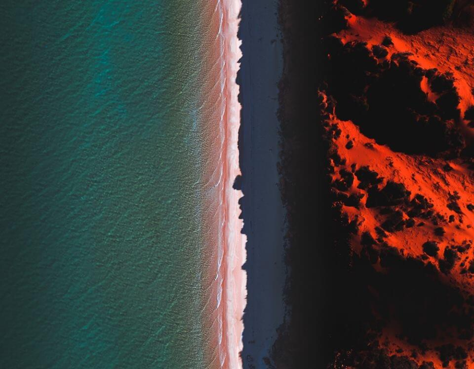 abstract aerial art fy 6