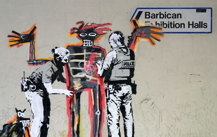 banksy barbican freeyork 1
