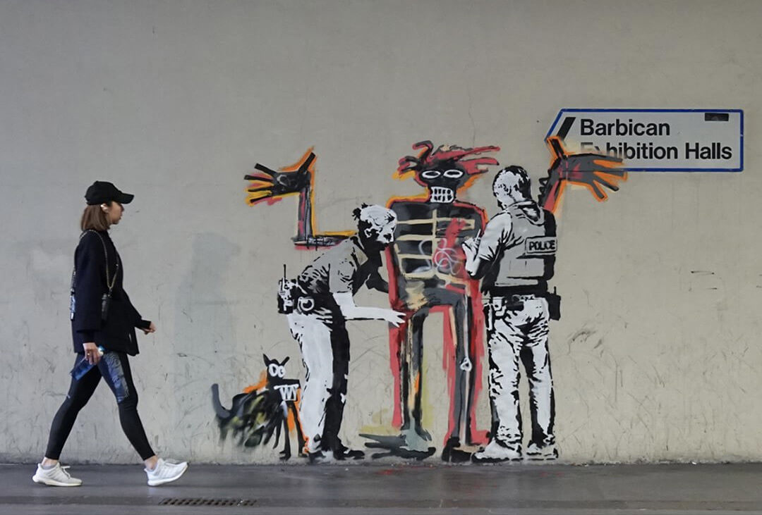 banksy barbican freeyork 2