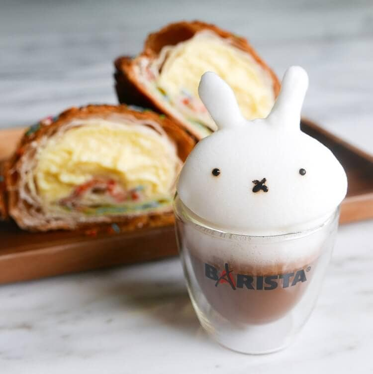 daphne tan 3d latte art freeyork 4
