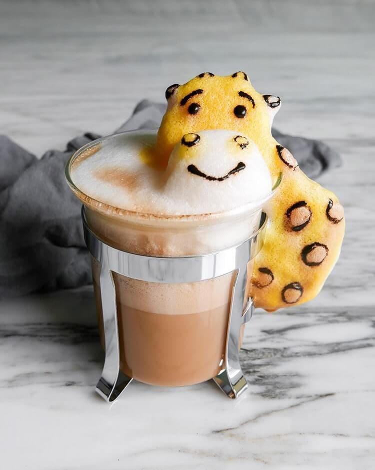 daphne tan 3d latte art freeyork 8