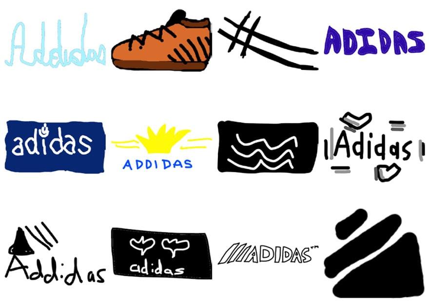 famous brand logos drawn from memory freeyork 31