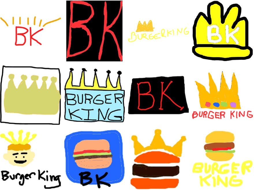 famous brand logos drawn from memory freeyork 36