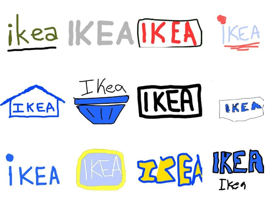 famous brand logos drawn from memory freeyork 45