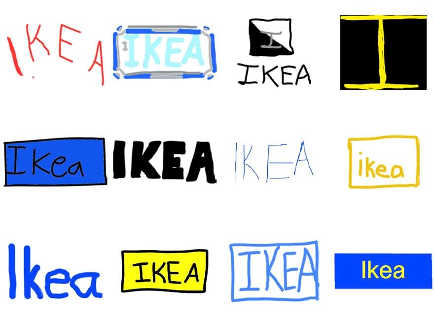famous brand logos drawn from memory freeyork 46