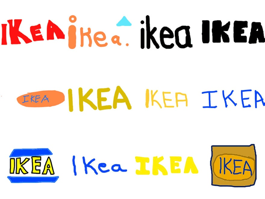 famous brand logos drawn from memory freeyork 47