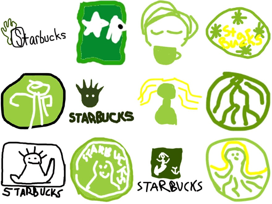 famous brand logos drawn from memory freeyork 50