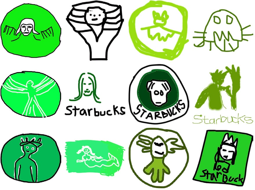 famous brand logos drawn from memory freeyork 51