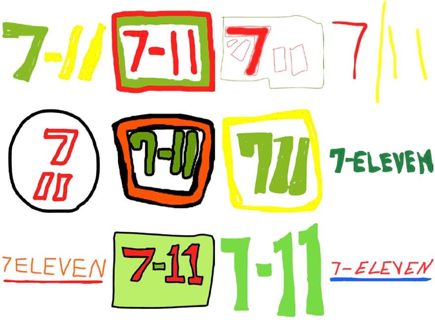 famous brand logos drawn from memory freeyork 53