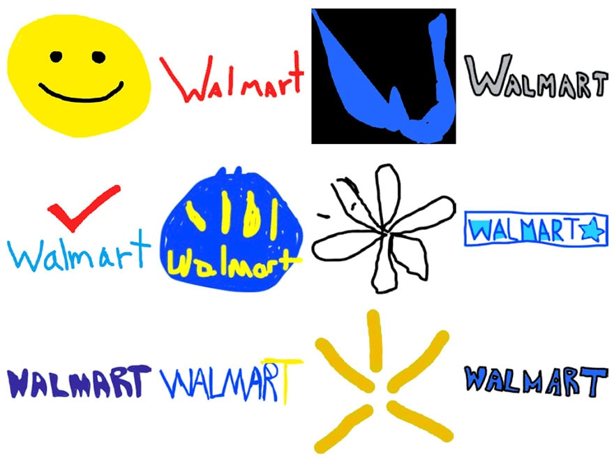 famous brand logos drawn from memory freeyork 56