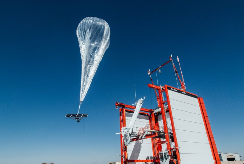 google project loon fy 2