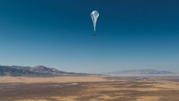 google project loon fy 3