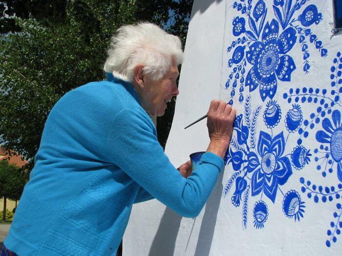 house painting agnes kasparkova freeyork 12