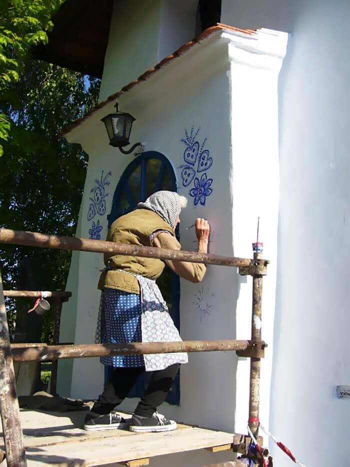 house painting agnes kasparkova freeyork 13
