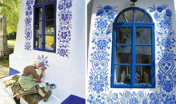 house painting agnes kasparkova freeyork 14