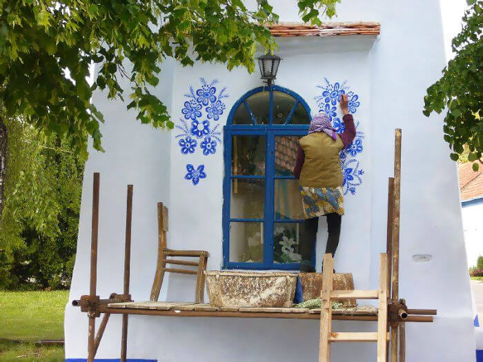 house painting agnes kasparkova freeyork 6