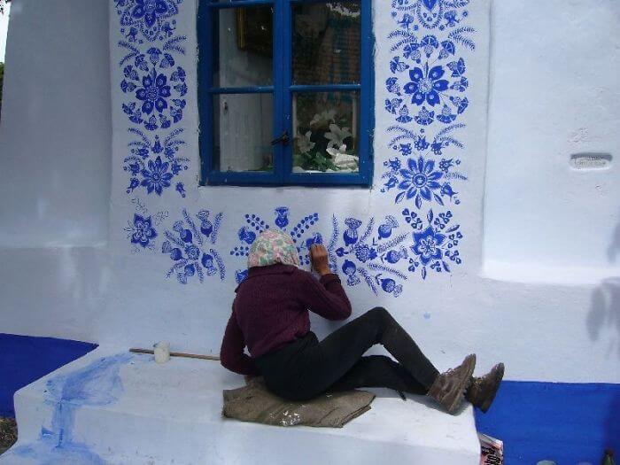 house painting agnes kasparkova freeyork 7
