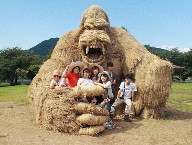 japan wara art festival freeyork 4