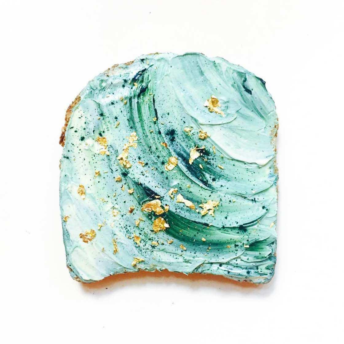 mermaid toast freeyork 5