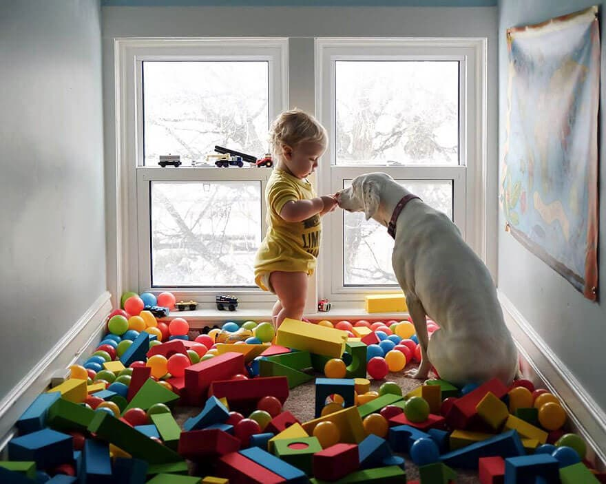 rescue dog love child nora elizabeth spence freeyork 14