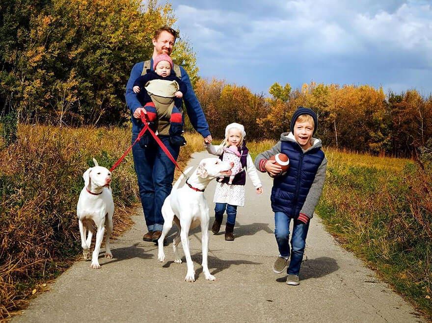 rescue dog love child nora elizabeth spence freeyork 17