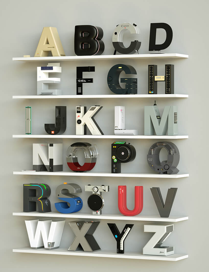 vinicius araujo 36 days electronics typography fy 2