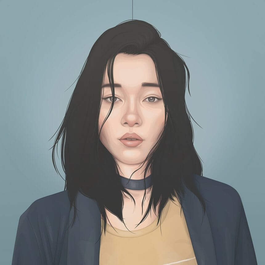 yuschav arlys realistic digital portraits women fy 11