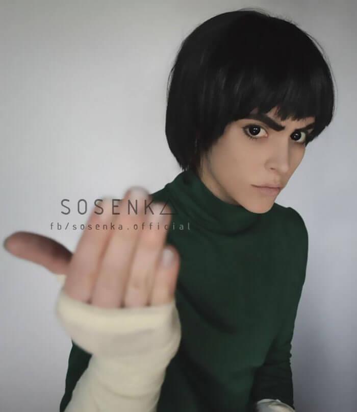 cosplay sfx makeup sosenka fy 3