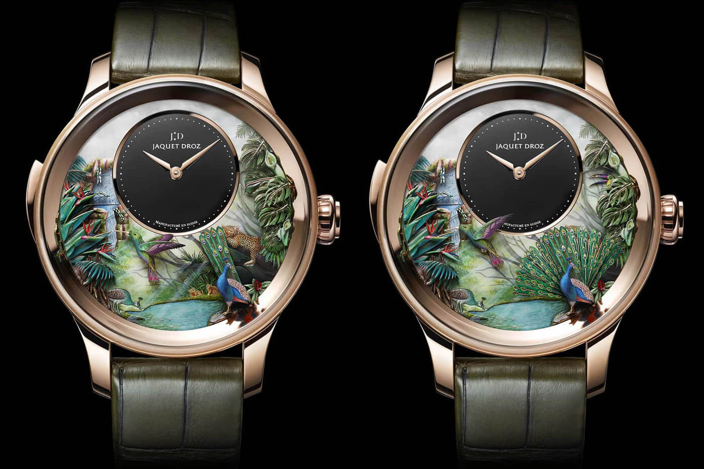 limited edition luxury jaquet droz fy 3