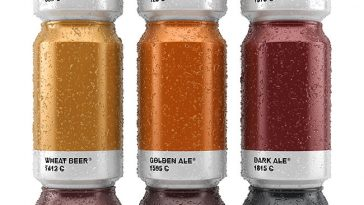 pantone color beer 1