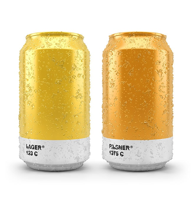 pantone color beer 8